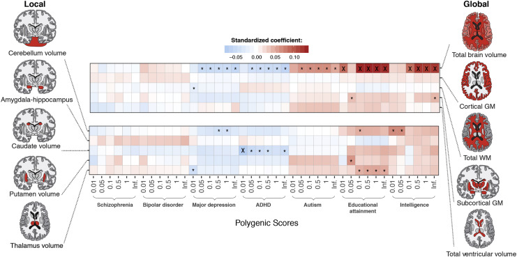 Common Polygenic Variations for Psychiatric Disorders and